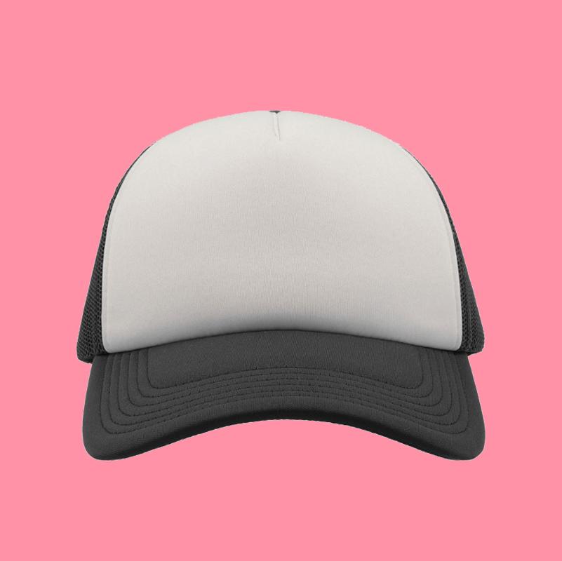 cappellino nero fronte